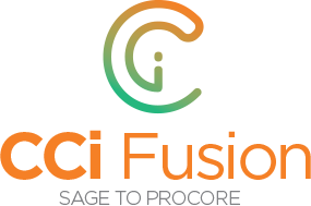 Fusion sage to procore logo 2