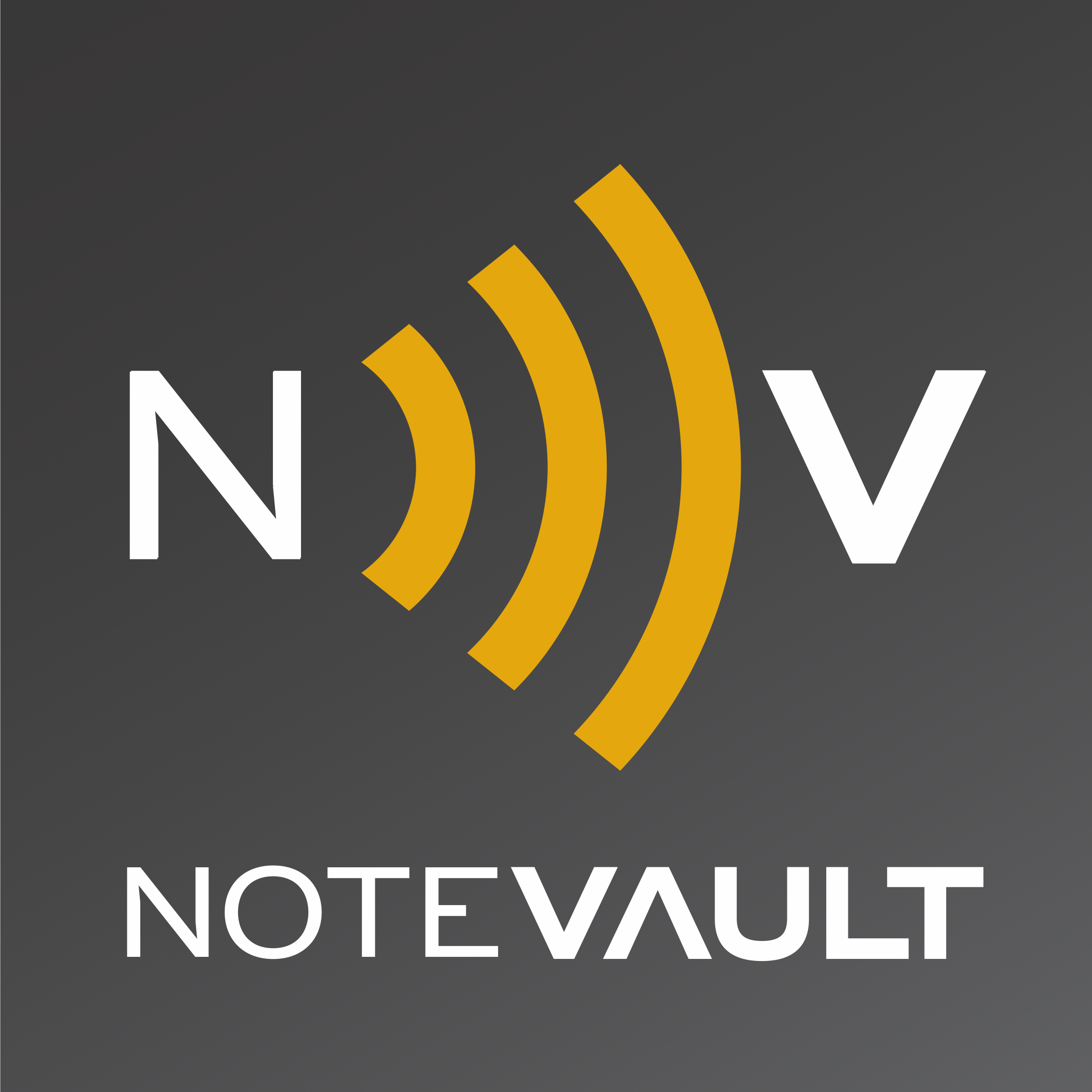Notevault icon