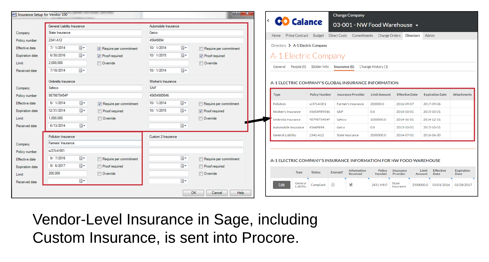 Sage insurance  screenshot 1