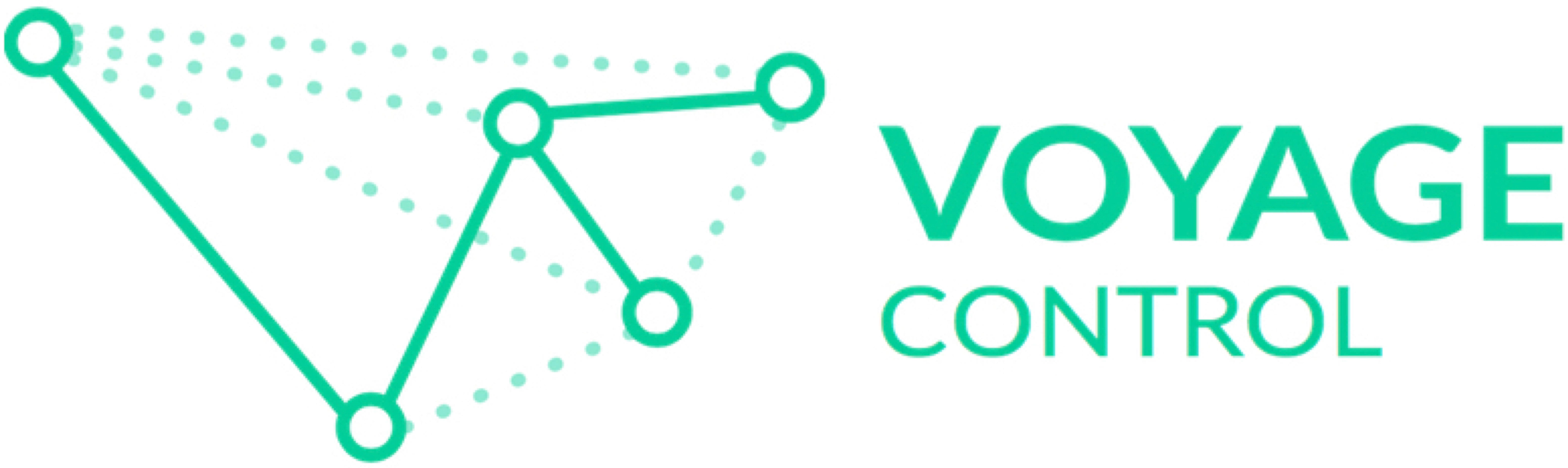 Voyage control logo