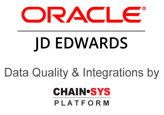 Chainsys oracle jd edwards enterprise one tile 1