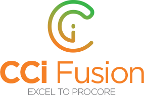 Fusion excel to procore logo