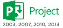 Ms project logo app