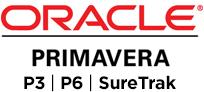 Oracle primavera logo app